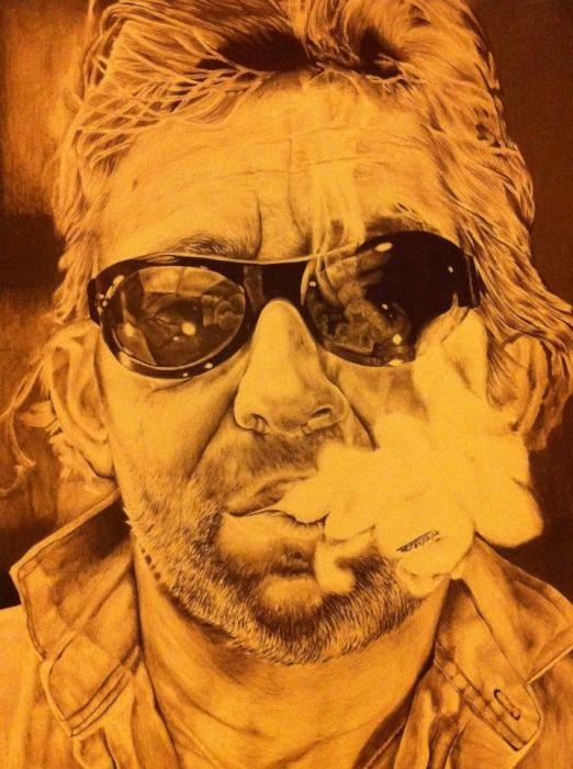 Serge Gainsbourg by tom.J.